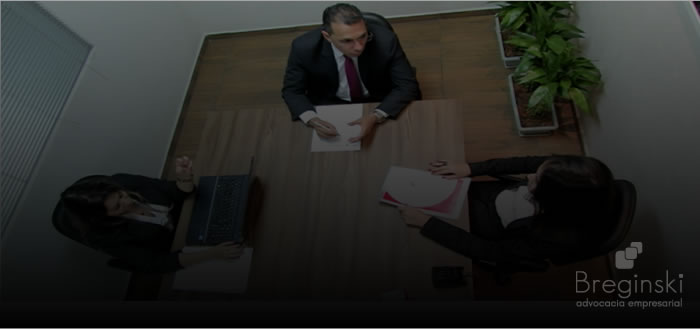 Breginski Advocacia | Sala de Reuniões